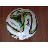 Balon Adidas Brazuca Brasil Rio Final 2014