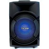 Bafle Bocina Vorago 8 Pulgadas Bluetooth Recargable Ksp-300