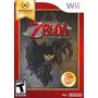 The Legend Of Zelda:twilight Princess Para Wii