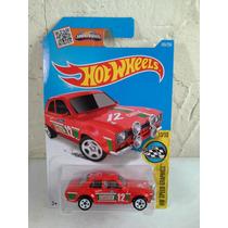 Ford Escort Hot Wheels Carro Coleccionable Clave 2191