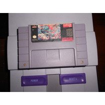Super Clásico Street Fighter 2 Para Super Nintendo