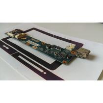 Puerto Usb + Conector Bateria Sony Vgn-cr440f Pcg-5l1p