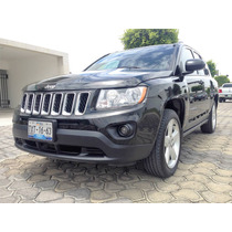 Impecable Jeep Compass Limited 2013