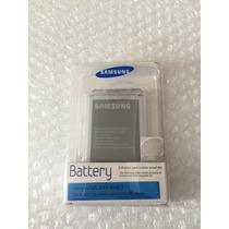 Bateria Samsung Galaxy Note 3 Nfc Original B800bc / 3200mah