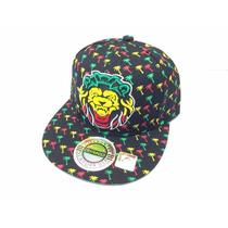Cachucha Gorra Sombrero Rastafaru Raste Unitalla Bob Marley