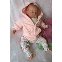 Bebe Muñeca Reborn 55 Centimetros Parece Real!