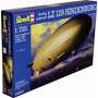 Avion Revell Dirigible Hindenburg 1/700 Armar Pintar Zepelin