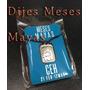 12 Dijes Del Hor�scopo Maya - Coleccionable