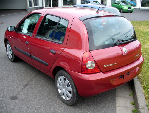 Tapon Rin 14 Renault Clio Platina Original   Juego4piezas Foto 4