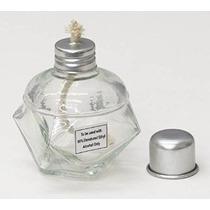 Seoh Lámpara De Alcohol / Quemador Flint Glass 120 Ml