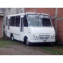 Microbus 2013 En Puebla