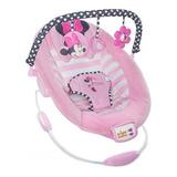 Bouncer Mecedora Bebe Vibradora Bright Starts Disney Minnie