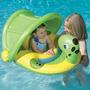 Flotador Con Techo Para Bebe Niño Flotador Inflable Seguro