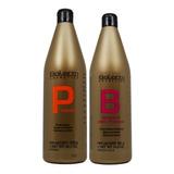 Salerm Shampoo Y Bálsamo Proteínas De 1000ml C/u