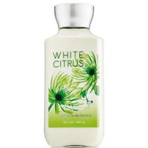 Crema Bath And Body Works White Citrus