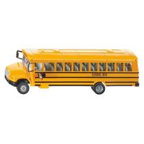 Juguete Del Autobús Escolar - Siku Nosotros 1:55 Modelo Min