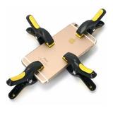 6 Clip Sujetador Tipo Pinza Para Pegar Lcd/touch