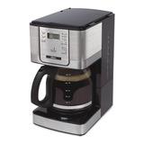 Cafetera Oster Flavor Bvstdc4401 Negra/plata 110v