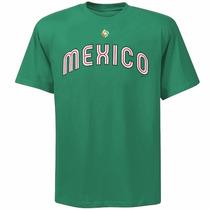 Playera Majestic Seleccion De Mexico Baseball Classic