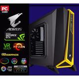 Cpu Pc Gamer Ryzen 7 3700x Rtx 2080 Super Ram 32gb M.2 Wi-fi