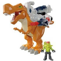 Fisher-price Imaginext Dinosaurios - Deluxe T-rex