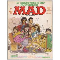 Revistas Mad México Primeros Números Edición 1985