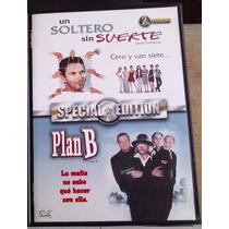 Un Soltero Con Suerte / Plan B 2 Peliculas En 1 Solo Dvd