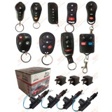 Auto Alarma 4 Seguros Electricos Actuadores 3 Relevadores