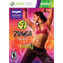 Kinect Zumba Fitness Join The Party Xbox 360