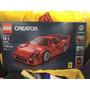 Lego 10248 Ferrari F40 Nuevo Sellado Unico En Ml