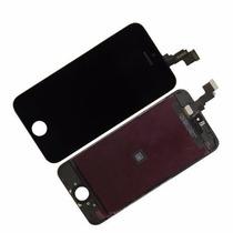 Pantalla Display Iphone 5c Original Negra Envio Gratis!
