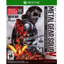 Metal Gear Solid V The Definitive Experience Xbox One Nuevo