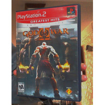 God Of War Para Playstation 2 Version 2 Discos