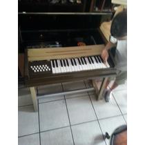 Juguete Antiguo. Organo De Aire. Lili Ledy