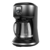 Cafetera Black+decker Cm4002 Negra 120v