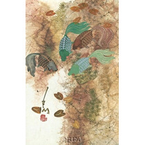 Poster (25 X 38 Cm) The Fish Pond Tseng-ying Pang
