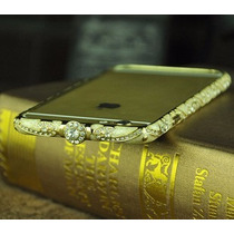 Hermosa Bumper Cristales Swarovski Iphone 6,6 Plus Iphone6
