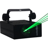 Laser Verde Digital Luces Disco Ray Dmx 60mw Con Pantalla