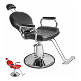 Silla Sillon Reclinable Barberia Salon Estetica Peluqueria