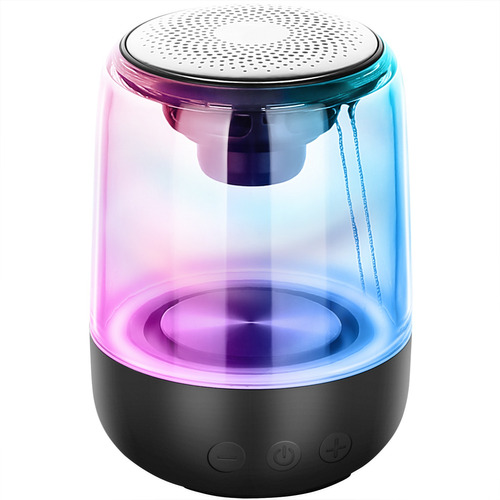 Bocina Altavoz Con Bluetooth  5.0 Portátil
