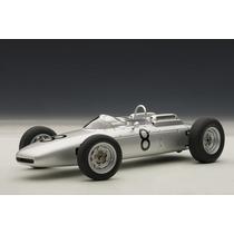 Porsche 804 Fórmula 1 1962 Auto A Escala De Colección