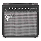 Amplificador Fender Champion 20 Transistor 20w Negro Y Plata 110v