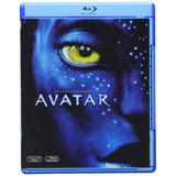 Avatar James Cameron Pelicula Bluray