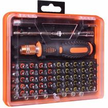 Kit De Destornilladores De Precisión 53 Piezas Screwdrivers