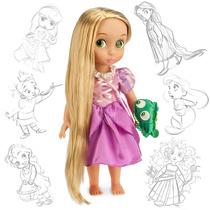 Muñecas Rapunzel Enredados, Tiana Animator 40cm Disney Store