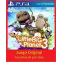 Little Big Planet 3 Ps4 Juga Desde Tu Usuario, Entrego Ya