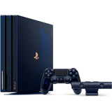Sony Ps4 Pro 500 Million / 500 Millones Limited Edition