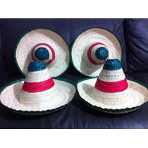 Sombrero Zapata Niño Adorno Septiembre Mexico Fiestas Urgent