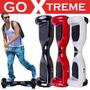 Patineta Electrica Self Balance Hoverboard Go Xtreme Roja/ B