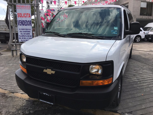 Chevrolet Express Van 2015